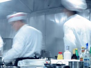 Maintain Food & Beverage Service Environment