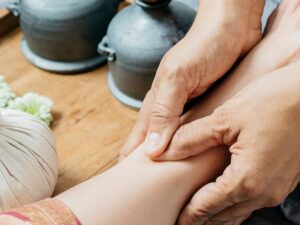 WSQ Provide Basic Chinese Massage